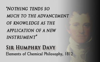 Sir Humphry Davy quote
