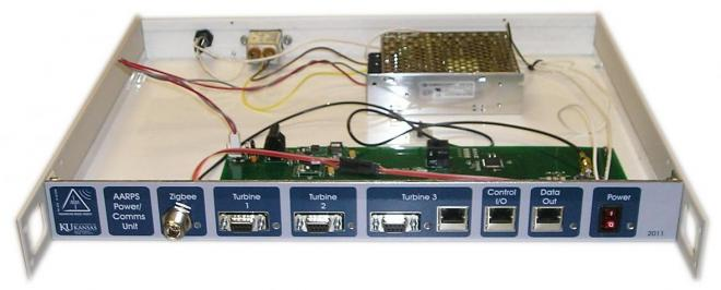 AARPS Power & Comms Unit which aggregates multi-source data